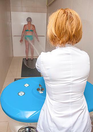 Duş Charcot
