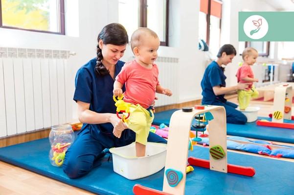 Kinetoterapia in afectiunile ortopedice ale copiilor
