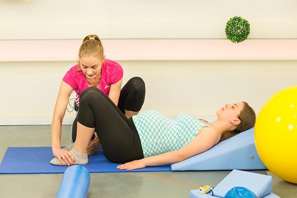 Pilates - o alegere perfectă pentru gravide!