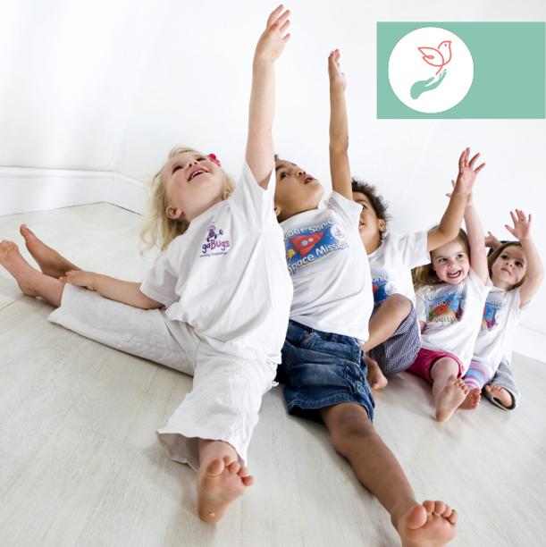 Kinetoterapia pentru copii înseamnă dezvoltate armonioasă