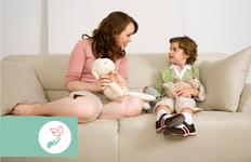 Prima şedinţă de psihoterapie cu copilul