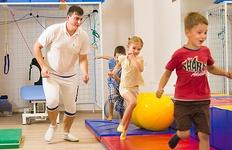 """Programul """"Dezvoltare fizică armonioasă"""" pentru copii de vîrstă preșcolară"""