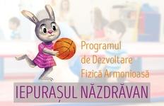 Programul de dezvoltare fizică armonioasă a fost relansat!